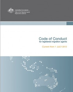 Code of Conduct from MARA