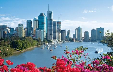 Brisbane CBD (Source: australia.com)