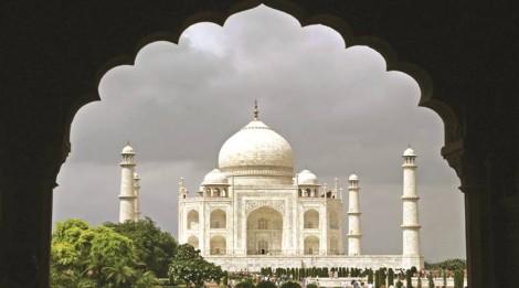 Taj Mahal (Source: Express)